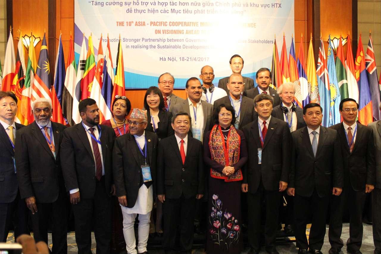 2017_4월)Minister's Conference