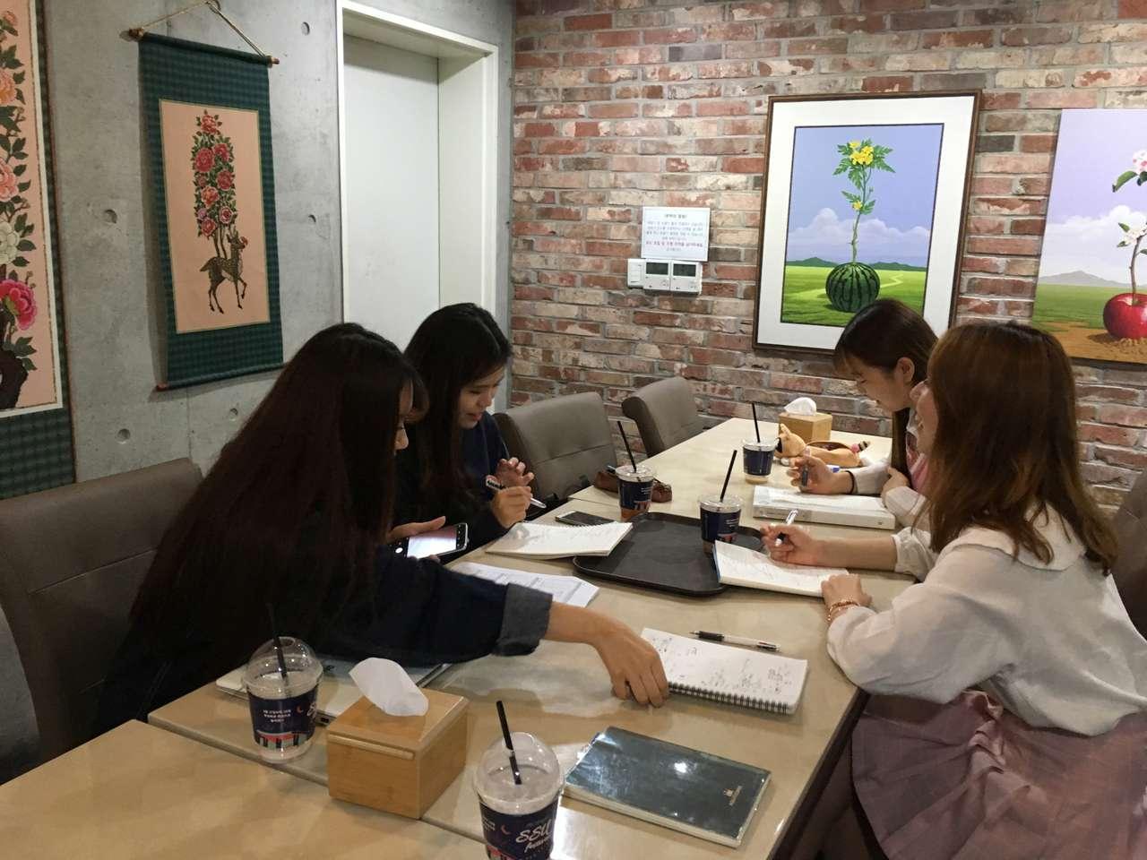 2017_11_숭실대생협-SNS 홍보단 생생이 회의사진